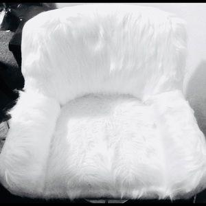 Faux Mink Designer Dream Chairs